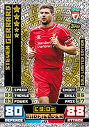 Match Attax Extra 2015 Limited Edition Cards