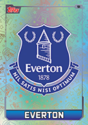 Match Attax Extra 2016 Everton Cards
