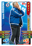 Match Attax Extra 2016 Managers Cards