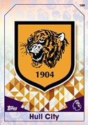 Match Attax Extra 2017 Hull City Cards