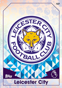 Match Attax Extra 2017 Leicester City Cards