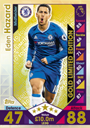 Match Attax Extra 2017 Limited Edition Cards