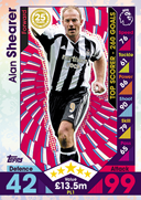 Match Attax Extra 2017<br />Premier League Legends Cards