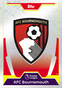 Match Attax Extra 2018 AFC Bournemouth Cards