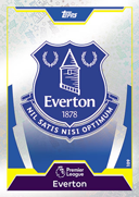 Match Attax Extra 2018 Everton Cards