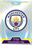 Match Attax Extra 2018 Manchester City Cards
