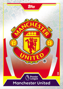 Match Attax Extra 2018 Manchester United Cards