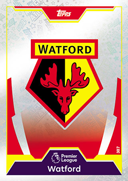 Match Attax Extra 2018 Watford Cards