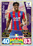 Match Attax Extra 2018 Magic Moments Cards