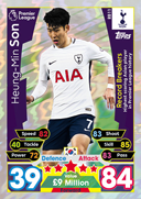 Match Attax Extra 2018 Record Breakers Cards
