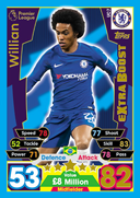 Match Attax Extra 2018 Extra Boosts Cards
