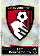 Match Attax Extra 2019 AFC Bournemouth Cards