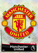 Match Attax Extra 2019 Manchester United Cards