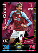 Match Attax Extra 2019 New Signings Cards