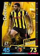 Match Attax Extra 2019 Extra Boosts Cards