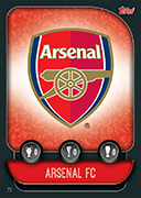 Match Attax Extra 2020<br />Arsenal Cards