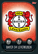 Match Attax Extra 2020<br />Bayer Leverkusen Cards