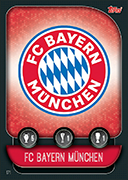 Match Attax Extra 2020<br />Bayern Munich Cards