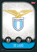 Match Attax Extra 2020<br />Lazio Cards