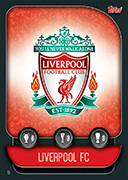 Match Attax Extra 2020<br />Liverpool Cards