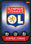 Match Attax Extra 2020<br />Olympique Lyon Cards