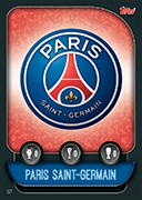 Match Attax Extra 2020<br />Paris St Germain Cards