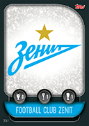 Match Attax Extra 2020<br />Zenit St Petersburg Cards