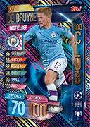 Match Attax Extra 2020<br />100 Club Cards