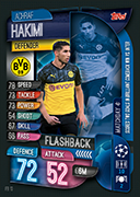 Match Attax Extra 2020<br />Flashback Cards