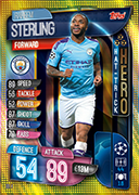 Match Attax Extra 2020<br />Hat Trick Hero Cards