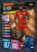 Match Attax Extra 2020<br />Powerplay Cards