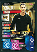 Match Attax Extra 2020<br />Golden Player Cards