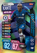 Match Attax Extra 2020<br />Superboost Cards