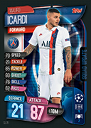 Match Attax Extra 2020<br />Squad Update Cards