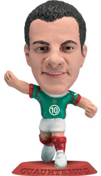 Cuauhtemoc Blanco   Mexico Home