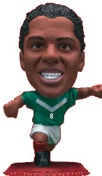 Giovanni Dos Santos   Mexico Home