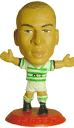 Henrik Larsson   Celtic Home