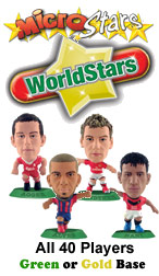 World Stars Full Set