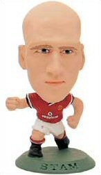 Jaap Stam   Manchester United Home