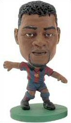 Patrick Kluivert   Barcelona Home