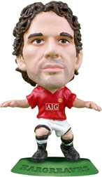 Owen Hargreaves   Manchester United Home