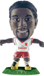 Emmanuel Adebayor   Arsenal Away