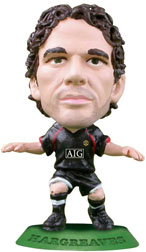 Owen Hargreaves   Manchester United Away