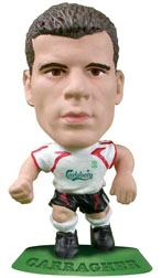 Jamie Carragher   Liverpool Away