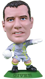 Shay Given   Newcastle United Home Goalkeeper