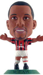 George Weah   AC Milan Home