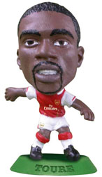 Kolo Toure   Arsenal Home