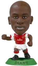 Abou Diaby   Arsenal Home