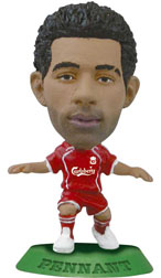 Jermaine Pennant   Liverpool Home