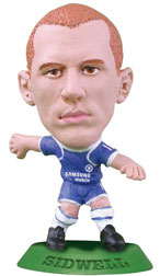 Steve Sidwell   Chelsea Home